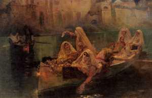 fredick arthur the harem boats