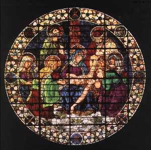 Wikioo.org - The Encyclopedia of Fine Arts - Artist, Painter  Andrea Del Castagno