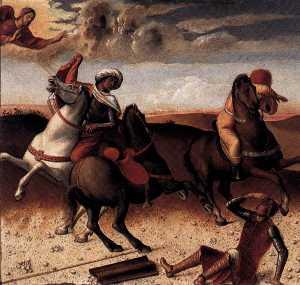 pesaro - Pesaro Altarpiece (predella)2