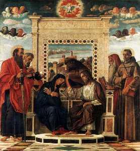 pesaro - Pesaro Altarpiece