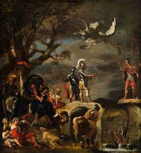 The Peace Negotiations between Claudius Civilis and Cerealis