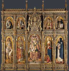 The demidoff altarpiece