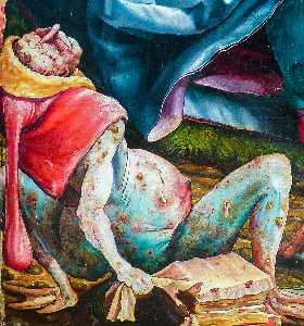 The Temptation of St Antony (detail)2