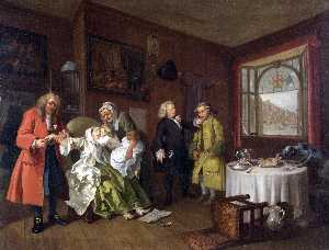 Marriage A-la-Mode - 6, The Lady's Death