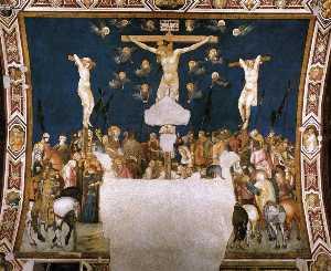 Assisi crocifissione Crocifissione