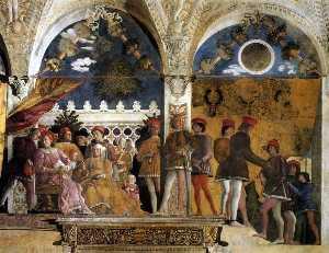 DucalPalace - The Court of Mantua
