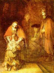 The return of the prodigal son ca eremitaget