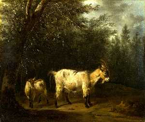 Wikioo.org - The Encyclopedia of Fine Arts - Artist, Painter  Adriaen Van De Velde