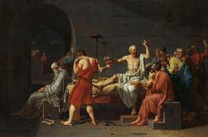 The Death of Socrates, Metropolitan NY