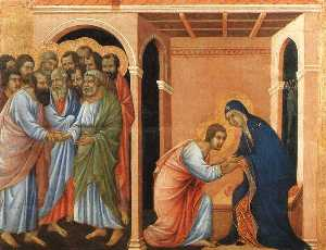 Separazione da st . Giovanni , Museo dell'Opera del duomo , Si