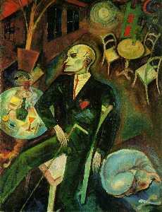 The lovesick man, Kunstsammlung Nordr