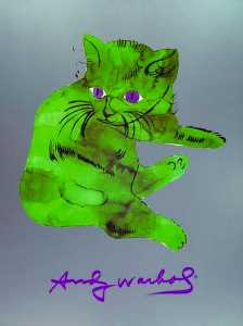 A cat named sam - (2602637)
