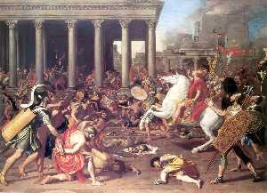 The Destruction of the Temple in Jerusalem