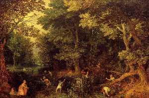 Latona and the Lycian Peasants