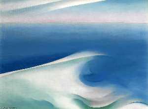 Blue wave maine