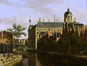 Wikioo.org - The Encyclopedia of Fine Arts - Artist, Painter  Gerrit Berckheyde