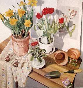Wikioo.org - The Encyclopedia of Fine Arts - Artist, Painter  Sondra Freckelton