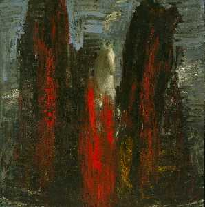Wikioo.org - The Encyclopedia of Fine Arts - Artist, Painter  Christopher Le Brun