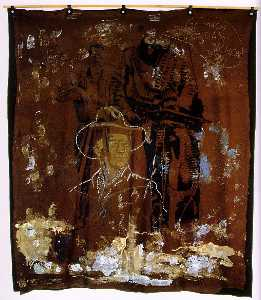 Wikioo.org - The Encyclopedia of Fine Arts - Artist, Painter  Sigmar Polke