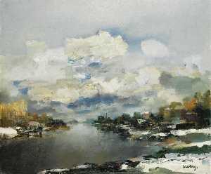 Wikioo.org - The Encyclopedia of Fine Arts - Artist, Painter  Albert Saverys