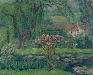 Wikioo.org - The Encyclopedia of Fine Arts - Artist, Painter  Blanche Hoschedé-Monet