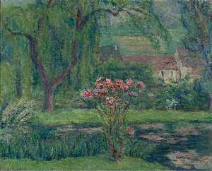 Wikioo.org - The Encyclopedia of Fine Arts - Artist, Painter  Blanche Hoschedé-Monet