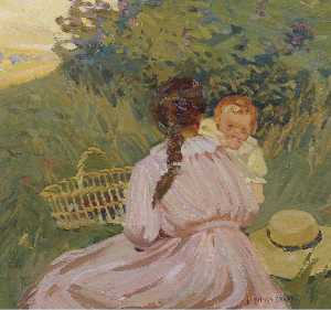 Wikioo.org - The Encyclopedia of Fine Arts - Artist, Painter  Dorothea Sharp