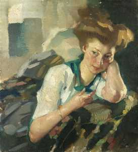 Wikioo.org - The Encyclopedia of Fine Arts - Artist, Painter  Leo Putz