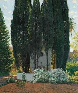 Wikioo.org - The Encyclopedia of Fine Arts - Artist, Painter  Santiago Rusinol