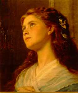 Wikioo.org - The Encyclopedia of Fine Arts - Artist, Painter  Sophie Anderson
