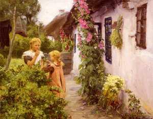 Wikioo.org - The Encyclopedia of Fine Arts - Artist, Painter  Hans Andersen Brendekilde