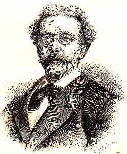 Portrait of Alexander Hugo Bakker Korff