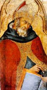 Saint augustine.