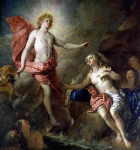 Apollo and Thetis