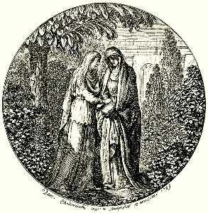 Vignette for the Hungarian translation of Klopstock's Messiah