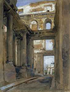 Wikioo.org - The Encyclopedia of Fine Arts - Artist, Painter  Isidore Alexandre Augustin Pils