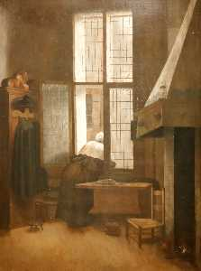 Women at the window