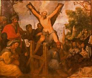 Martyrium del santo Serapio