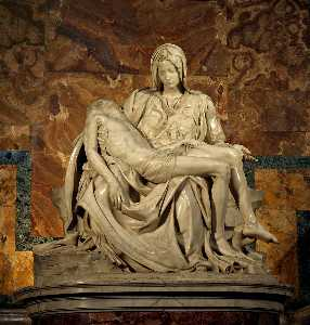 lo's Pietà in St. Peter's Basilica in the Vatican.