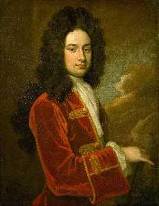 Portrait of James Stanhope, 1st Earl Stanhope