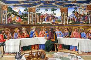 The Last Supper (after restauration)