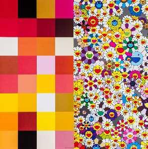 Wikioo.org - The Encyclopedia of Fine Arts - Artist, Painter  Takashi Murakami