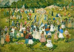 May Day, Central Park
