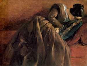 Sister Emily Sleeping