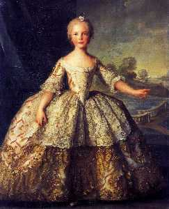 Isabella de Bourbon, Infanta of Parma