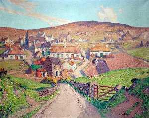 The Ancient Village of Cregneash