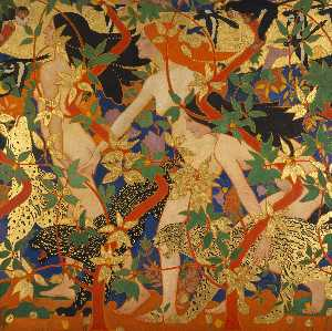 Wikioo.org - The Encyclopedia of Fine Arts - Artist, Painter  Robert Burns