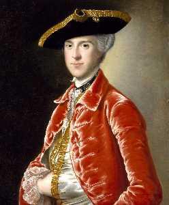 English Portrait of a Gentleman