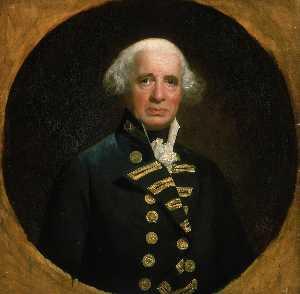 Admiral of the Fleet Howe (1726–1799), 1st Earl Howe