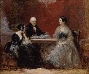 Maria Louisa Phipps, née Campbell, Samuel Rogers, Caroline, Lady Stirling Maxwell